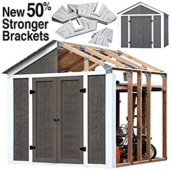 2x4basics shed kit instructions