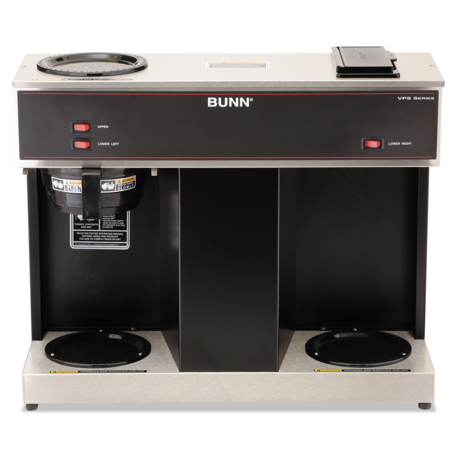 bunn o matic coffee maker instructions