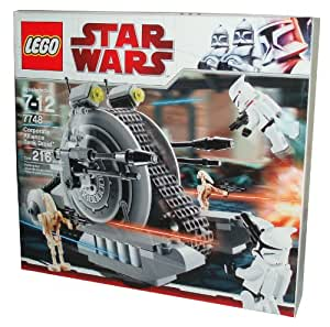 lego corporate alliance tank droid instructions
