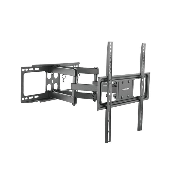 rocketfish full motion tv wall mount instructions