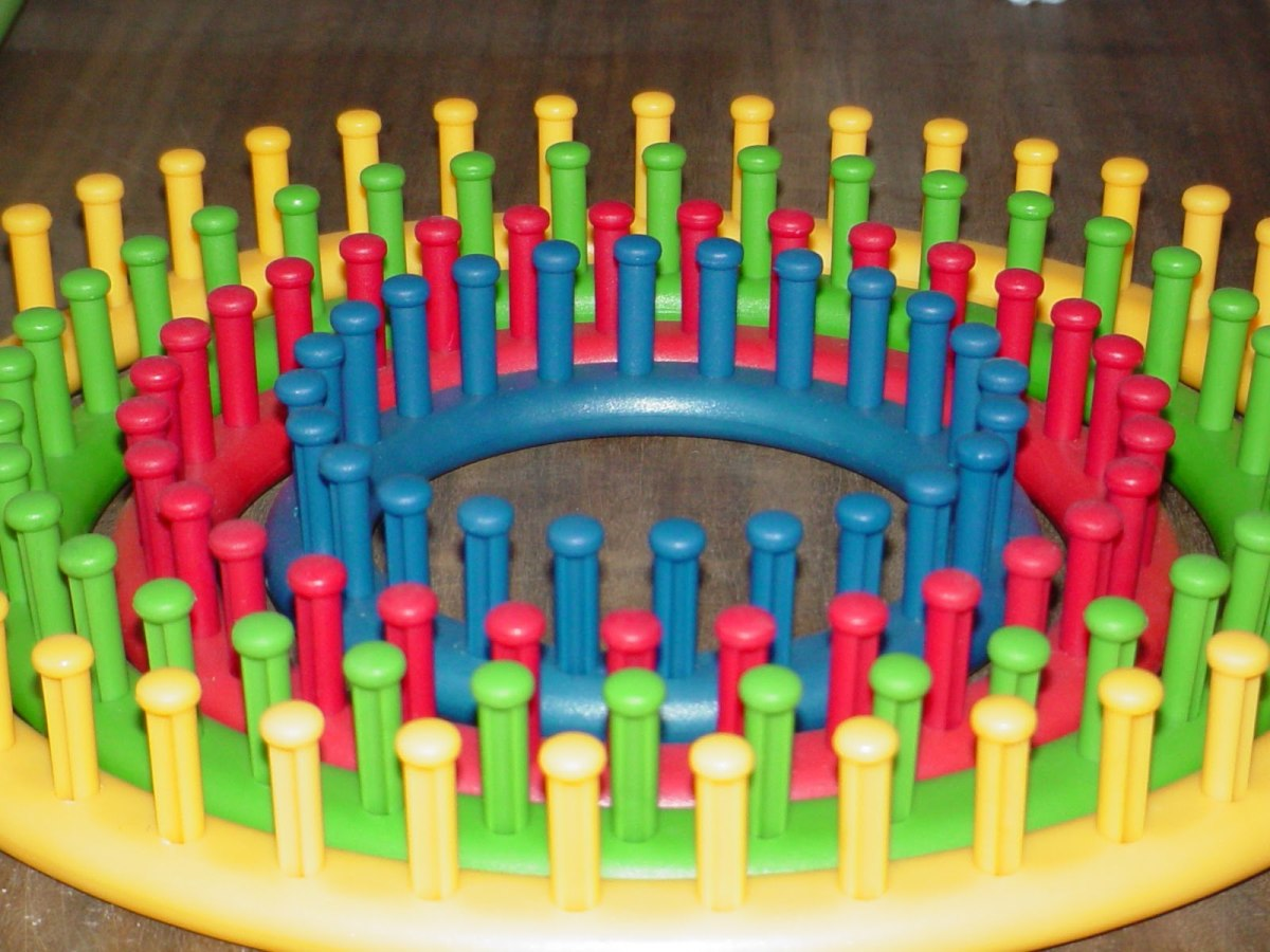 round loom set instructions