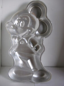 mickey mouse full body cake pan instructions