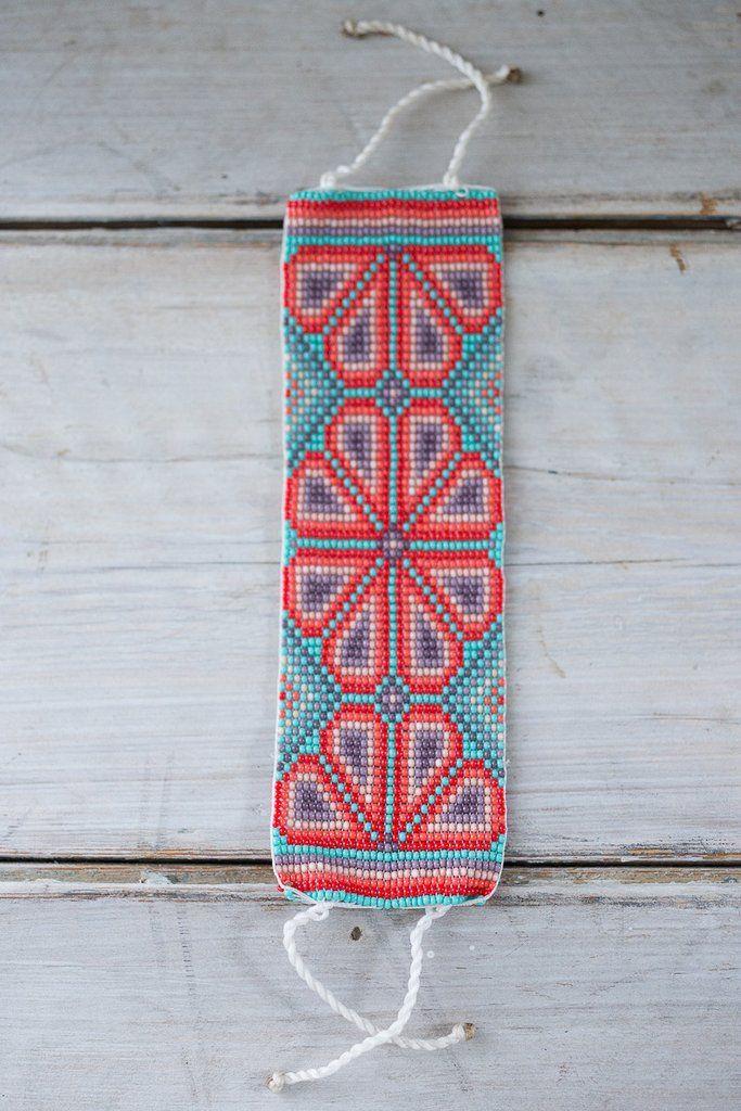 bead weaving loom instructions