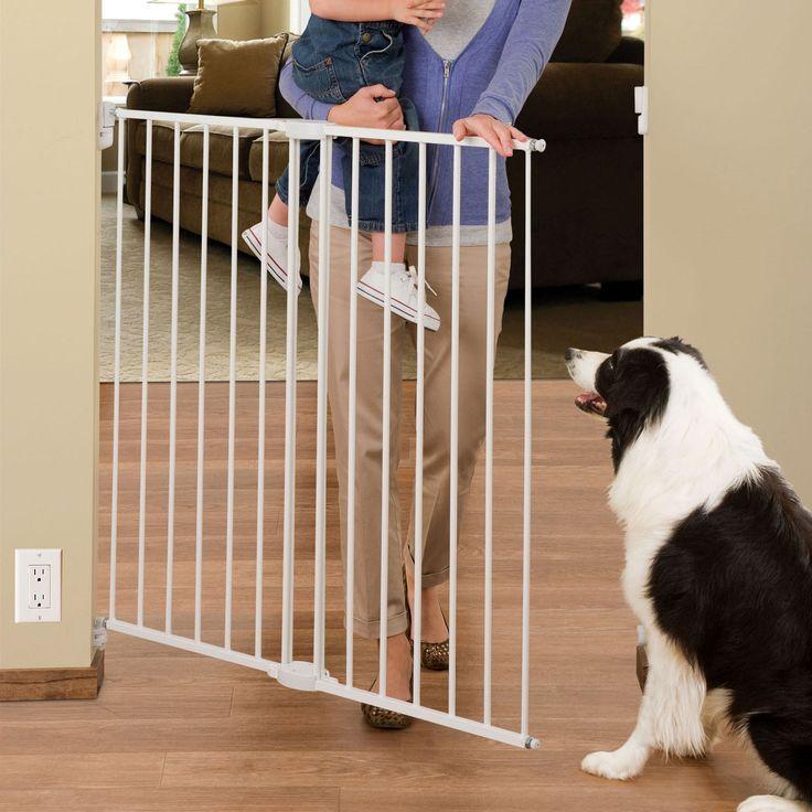 summer custom fit walk thru gate instructions