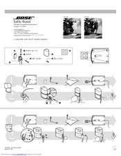 bose ufs 20 assembly instructions