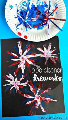 pipe cleaner art instructions