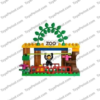 lego duplo zoo instructions