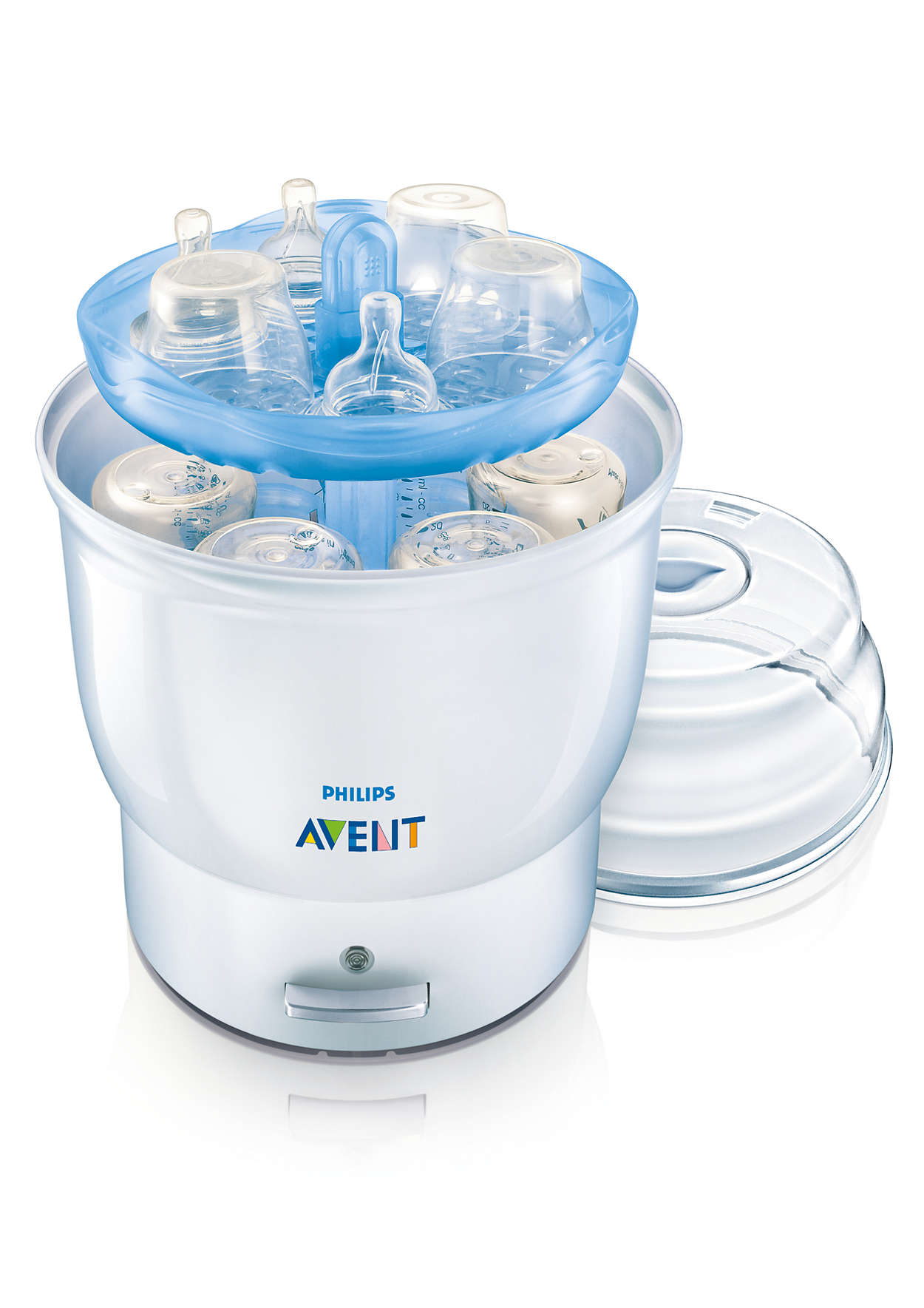 avent bottle warmer instructions