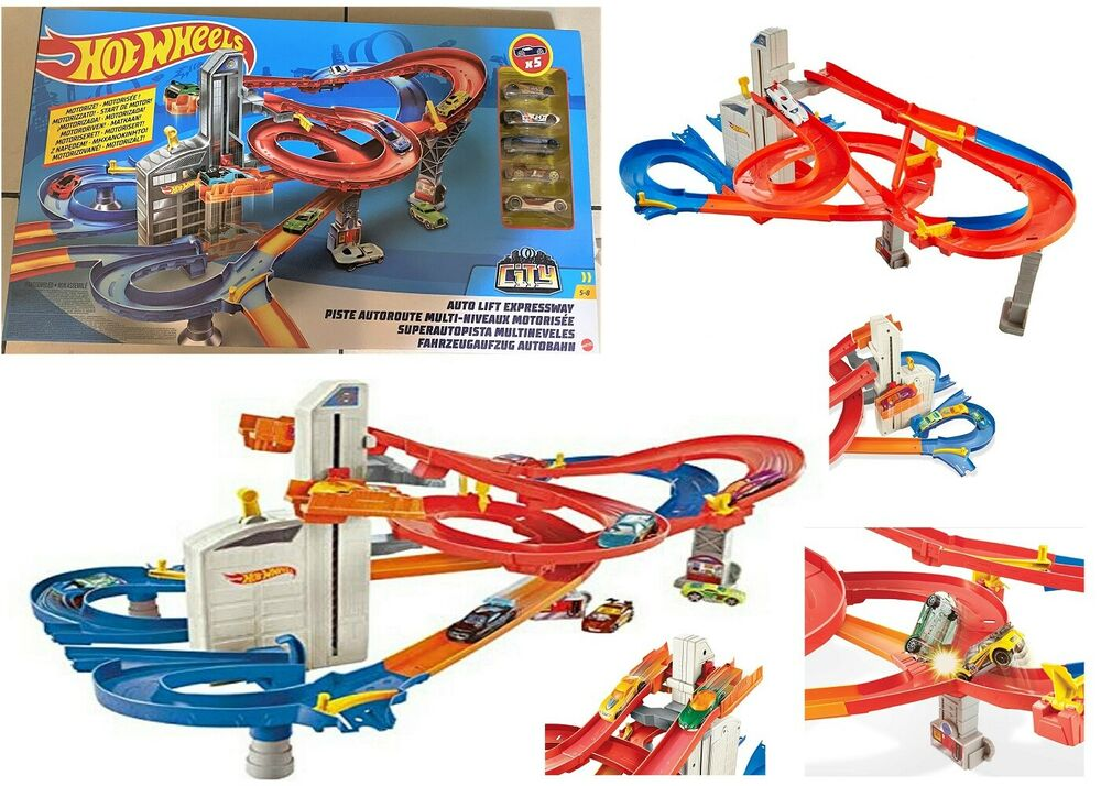 hot wheels challenge level instructions