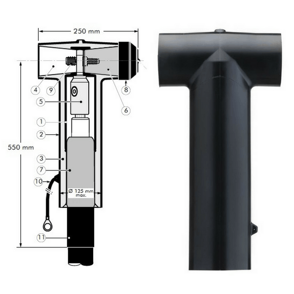 f type connector instructions