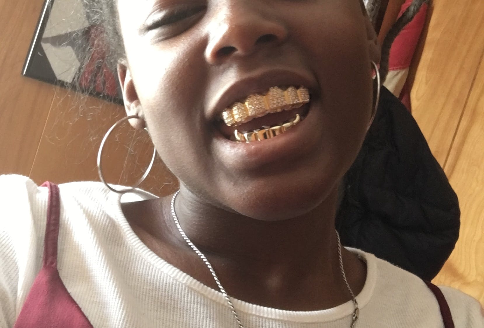 king ice grillz instructions
