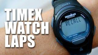 timex triathlon watch instructions