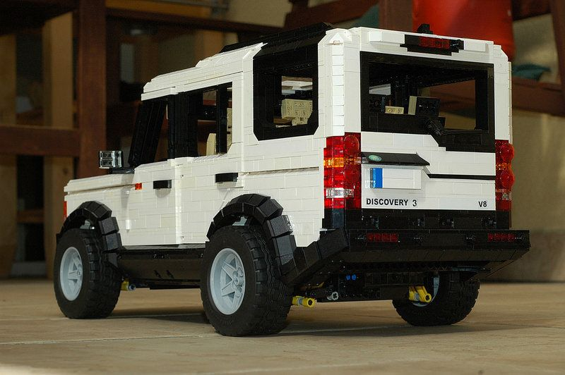 lego land rover building instructions