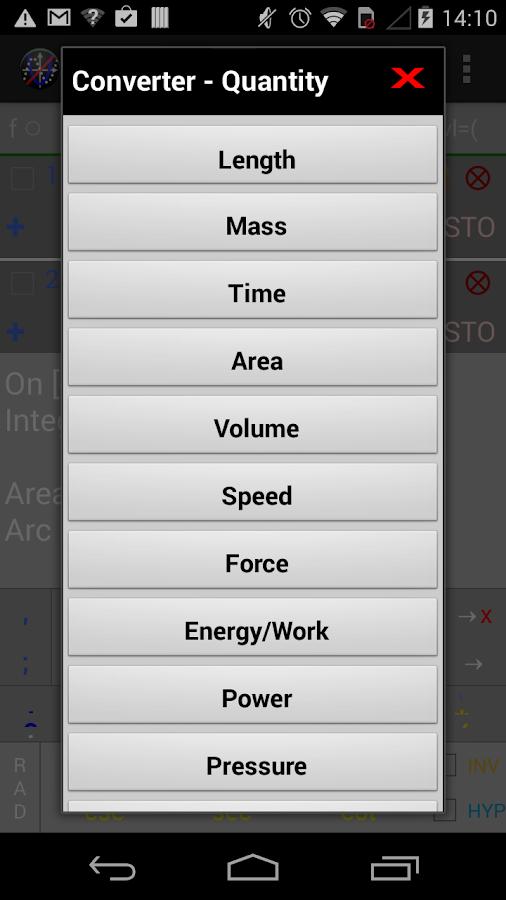 iphone scientific calculator instructions