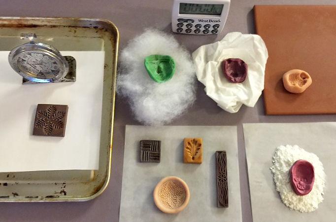 sculpey mold maker baking instructions