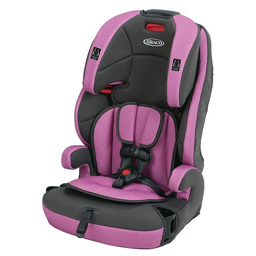 graco car seat straps instructions