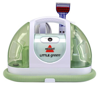 bissell little green operating instructions