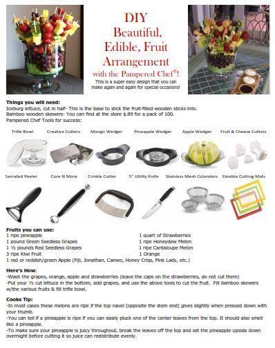 pampered chef spiralizer instructions