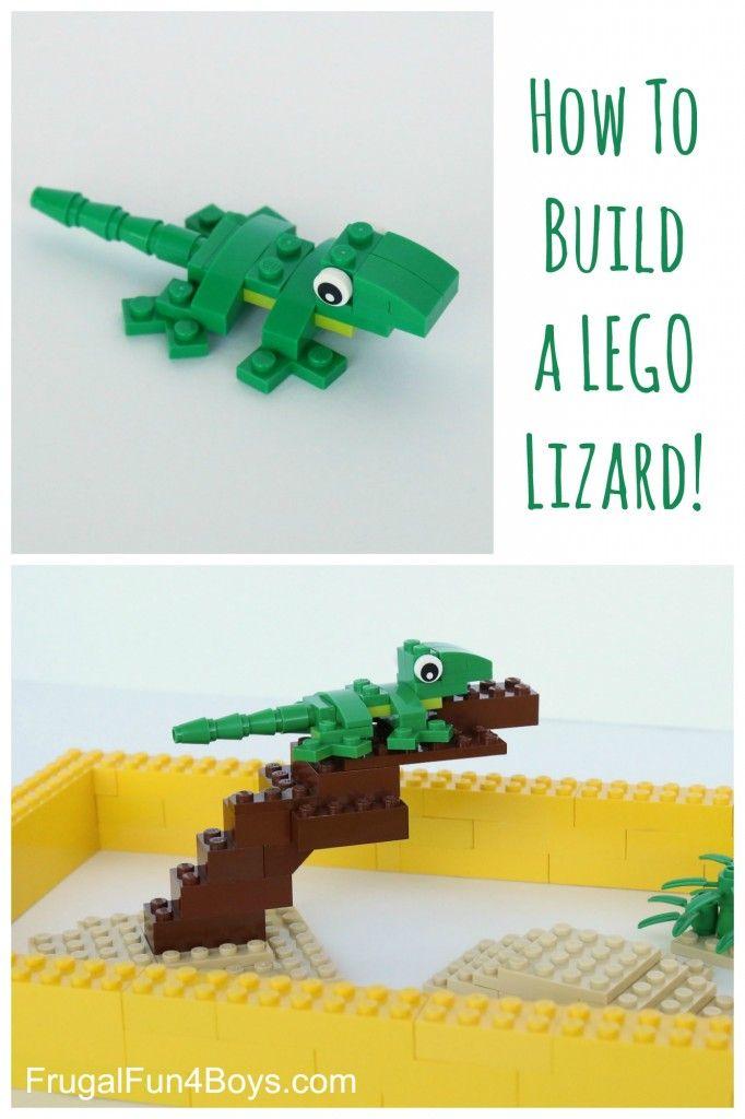 lego farm animals instructions