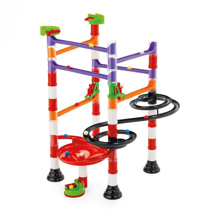 migoga marble run spinning instructions