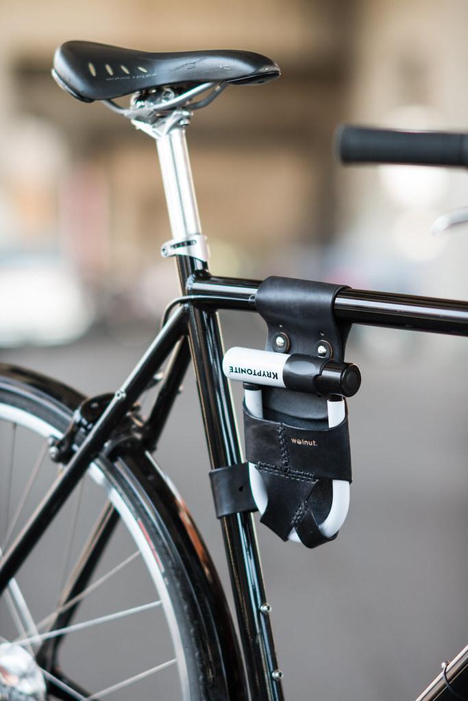 kryptonite bike lock mount instructions