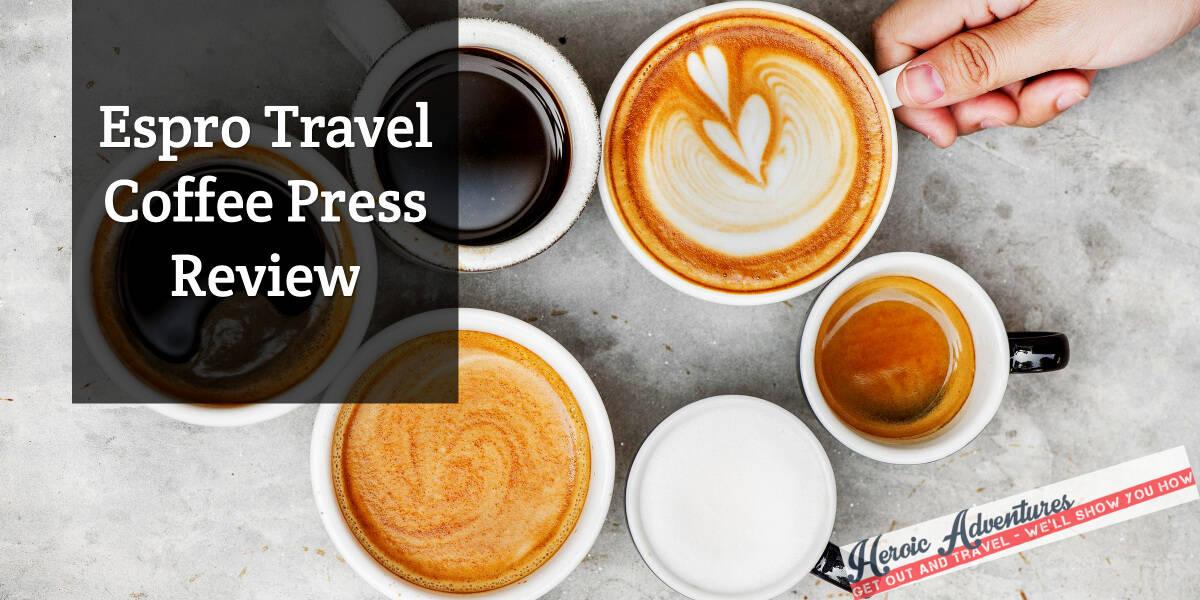 espro travel press instructions