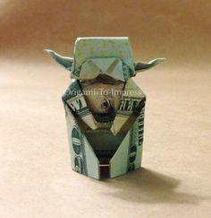 dollar bill origami yoda instructions