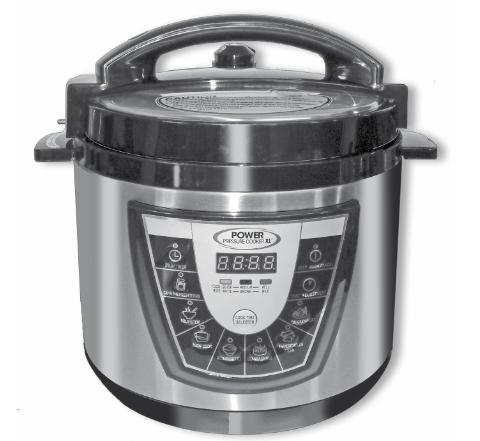 fresco pressure cooker instruction manual