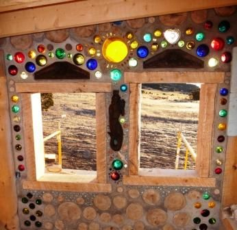 how to build a cob house instructions