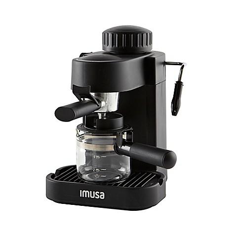 imusa espresso cappuccino maker instructions
