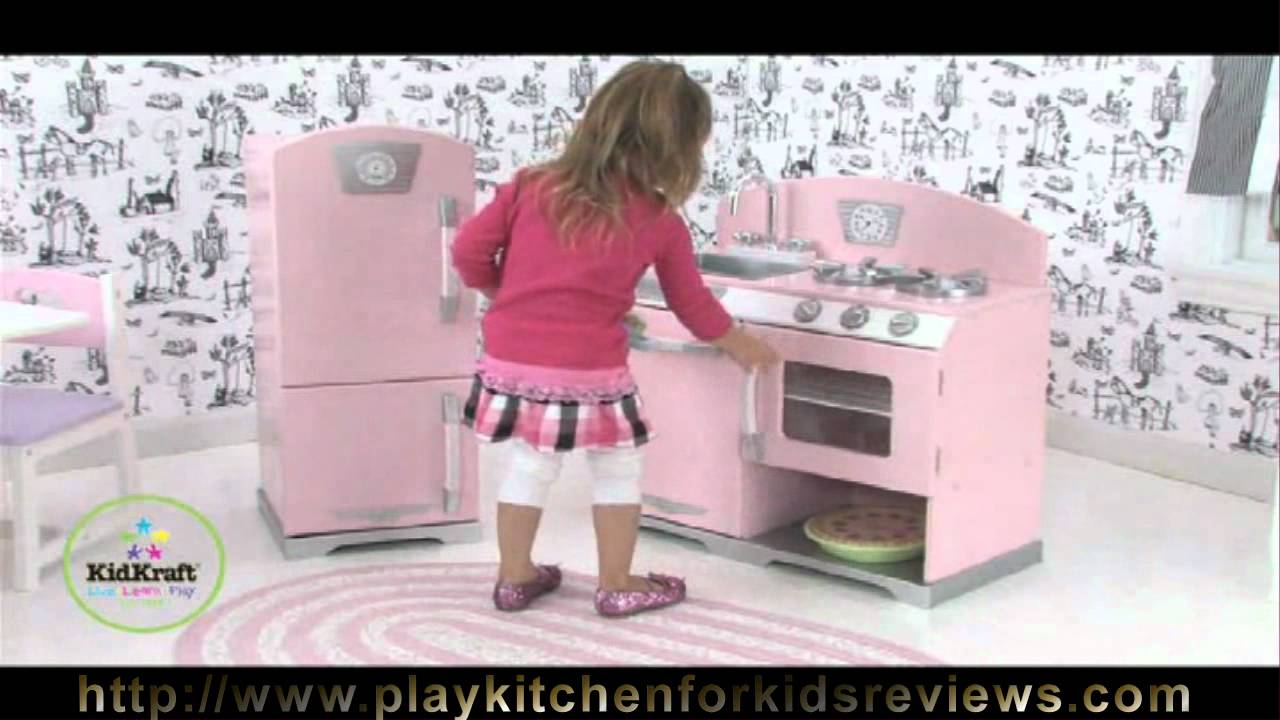 kidkraft vintage kitchen instructions