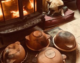 la cloche clay baker instructions
