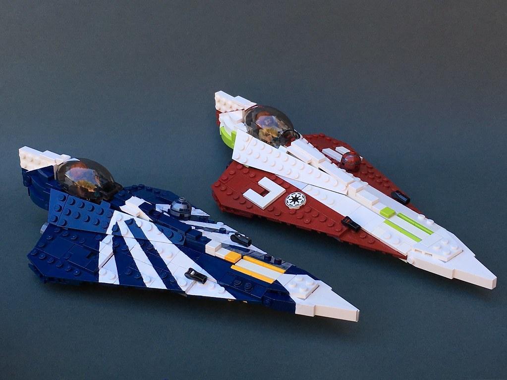 lego plo koon starfighter instructions