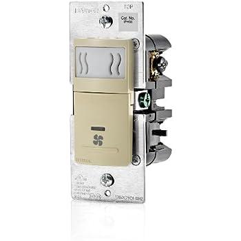 leviton motion sensor light switch instructions