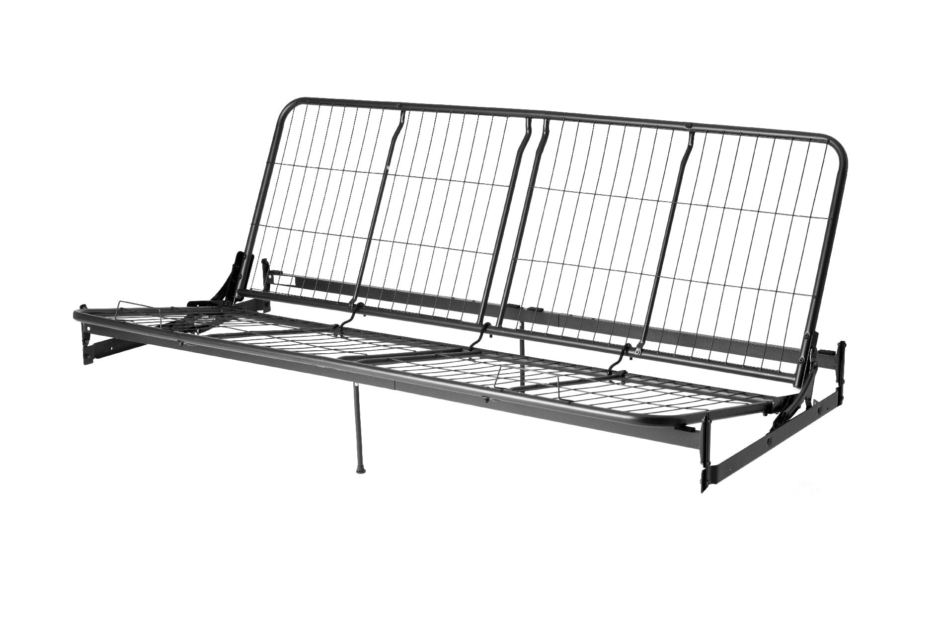 metal futon assembly instructions