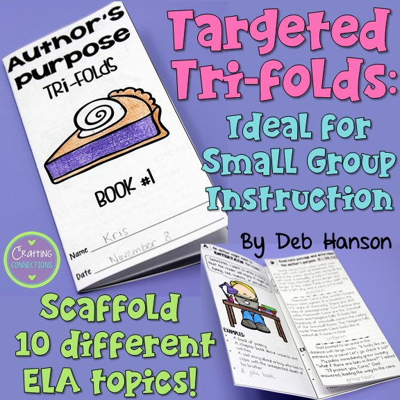 small group instruction activities